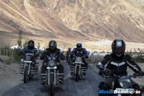 Royal Enfield Himalayan Odyssey 2012 Concludes