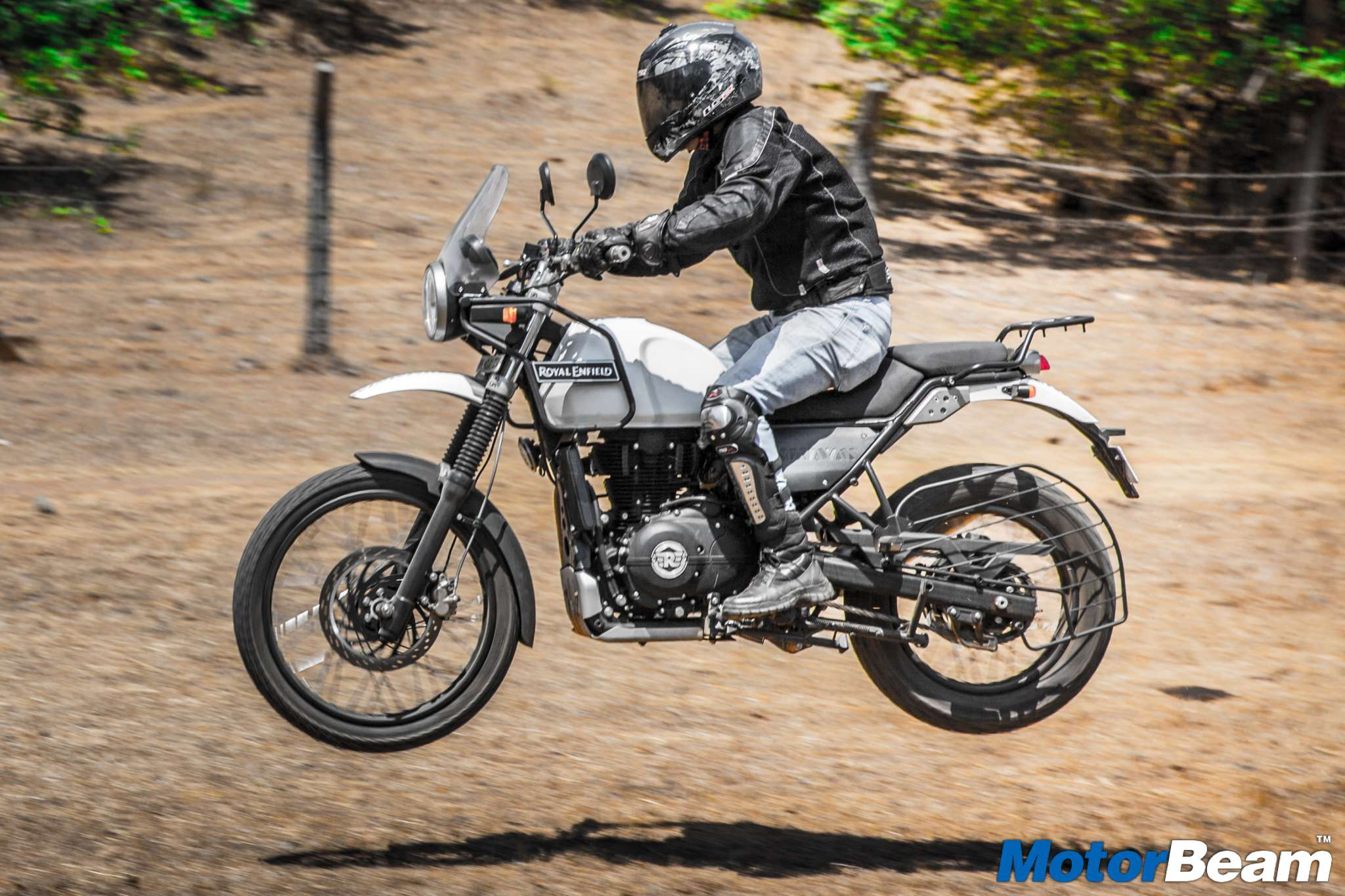Royal Enfield Himalayan Review Video