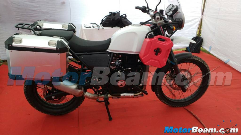 Royal Enfield Himalayan Review First Ride Motorbeam