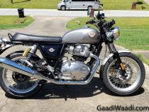 Royal Enfield INT 650 Side