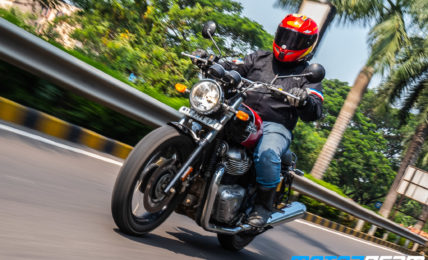 Royal Enfield Interceptor 650 BS6