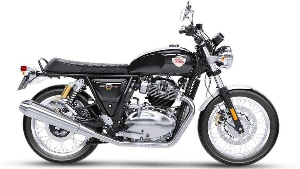 Royal Enfield Interceptor 650 Mark-Three