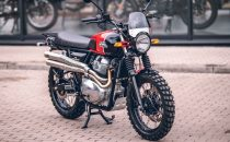 Royal Enfield Interceptor 650 Modified