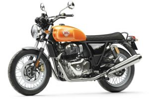 Royal Enfield Interceptor 650 Performance
