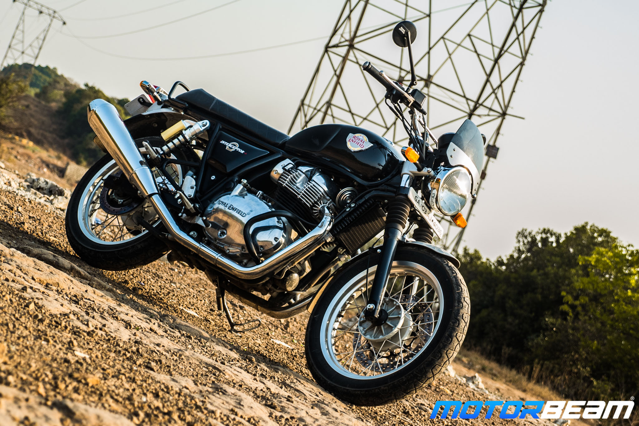 Royal Enfield Interceptor 650 Review Test Ride