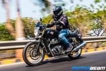 Royal Enfield Interceptor 650 Test Ride Review