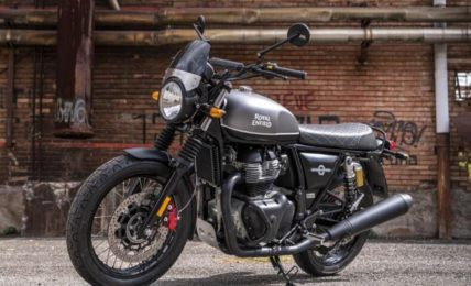 Royal Enfield Interceptor 650 Valentino Motori Limited Edition