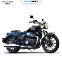 Royal Enfield KX650 Render