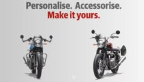 Royal Enfield Make It Yours Initiative