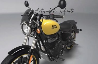 Royal Enfield Meteor 350 Details