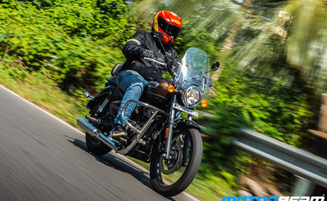 Royal Enfield Meteor 350 Review 1