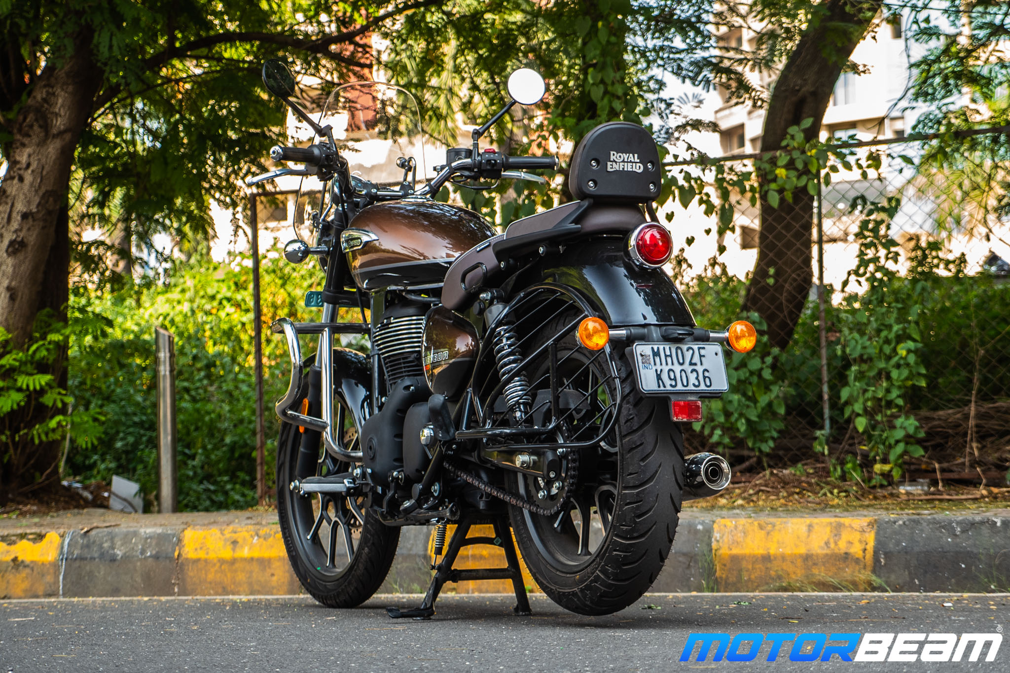 Royal Enfield Meteor 350 Review 10