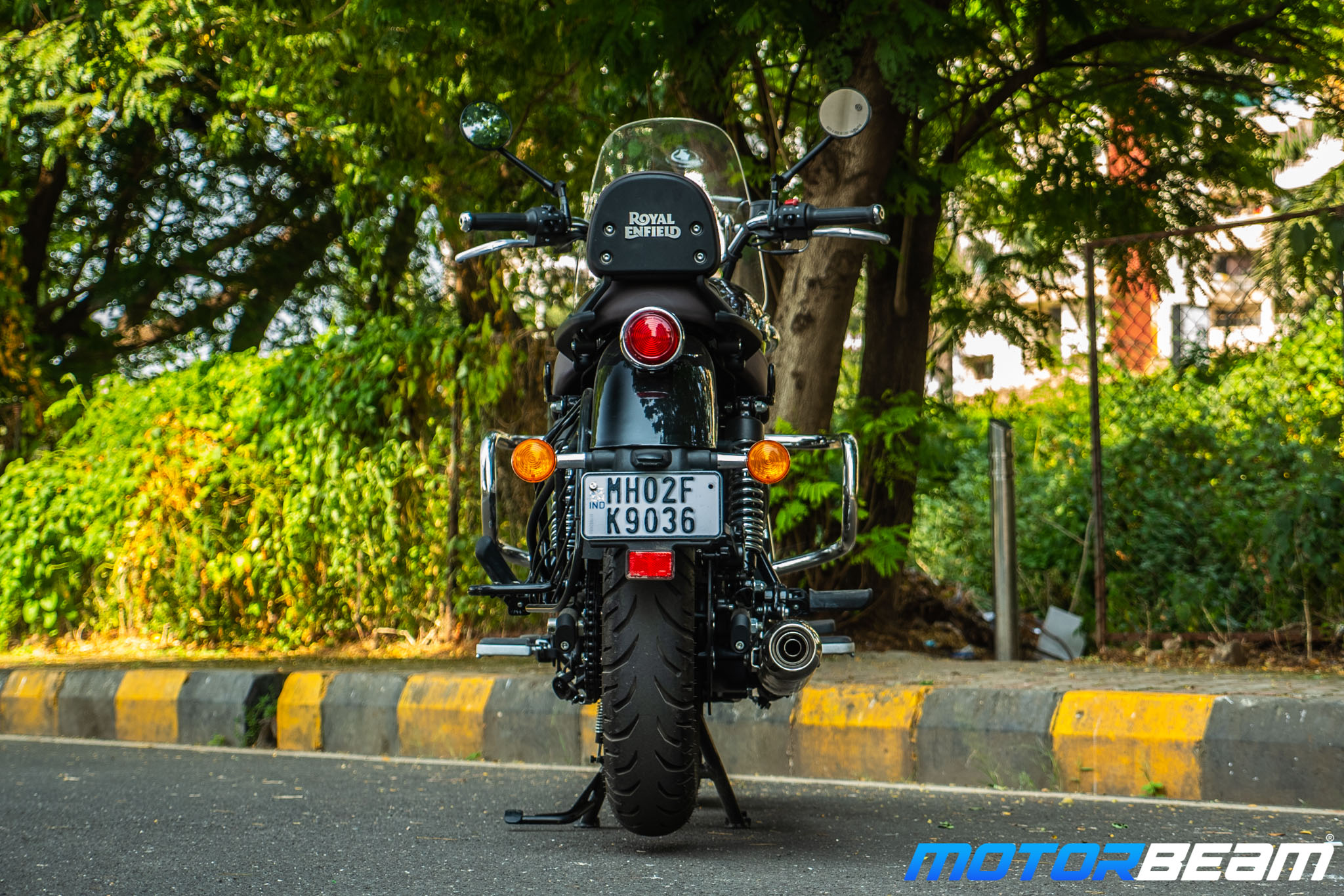 Royal Enfield Meteor 350 Review 11