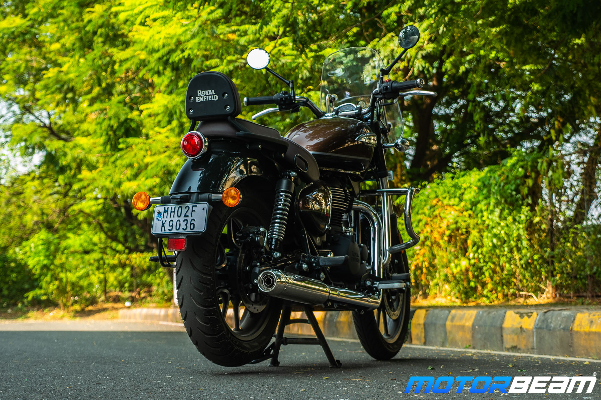 Royal Enfield Meteor 350 Review 12