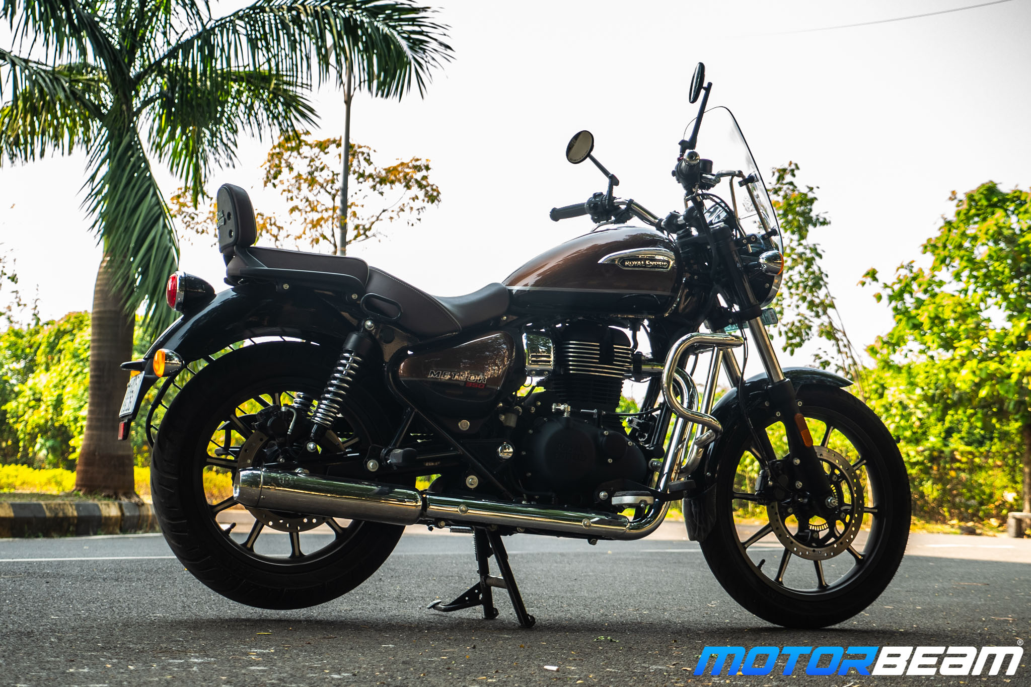 Royal Enfield Meteor 350 Review 13