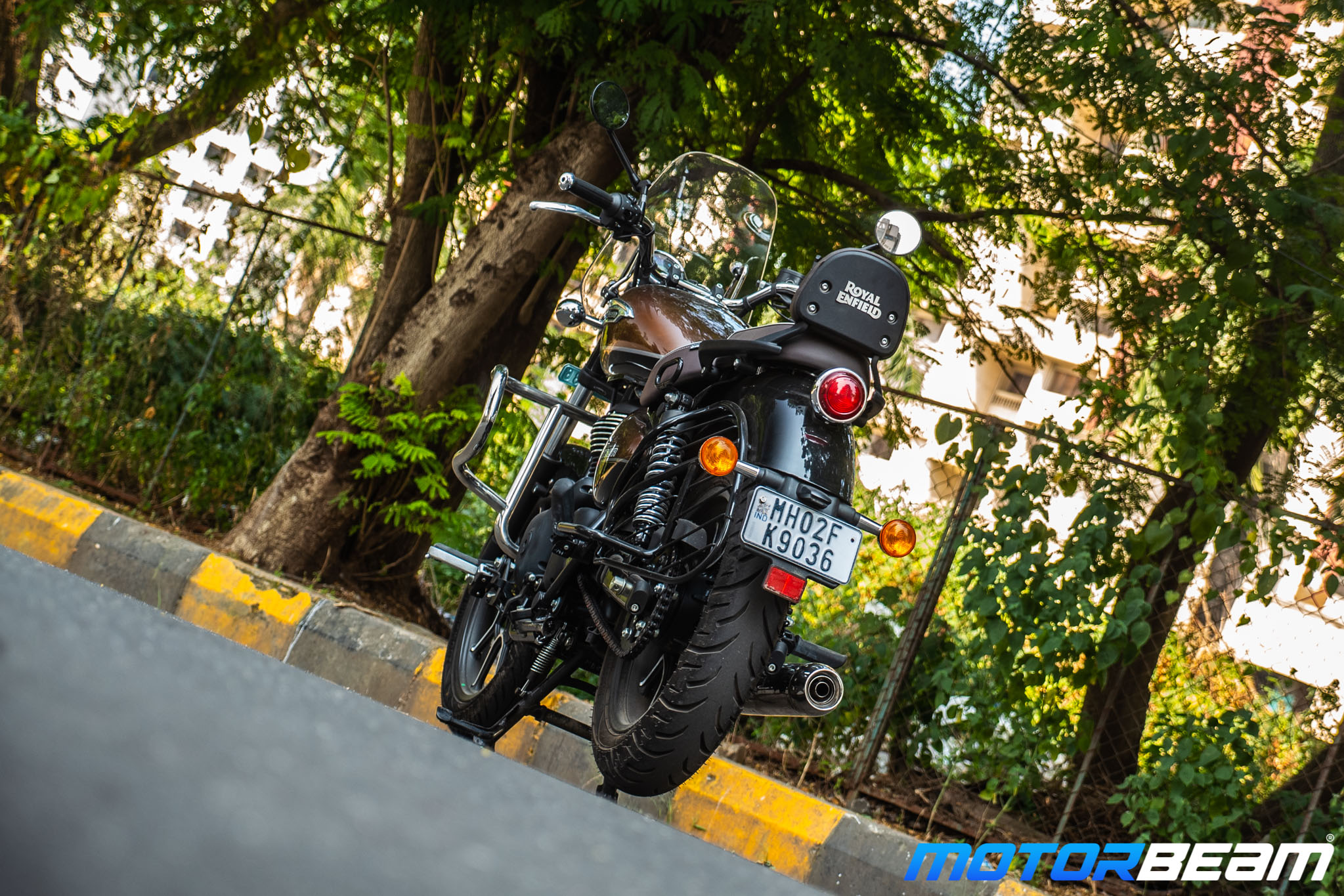 Royal Enfield Meteor 350 Review 14