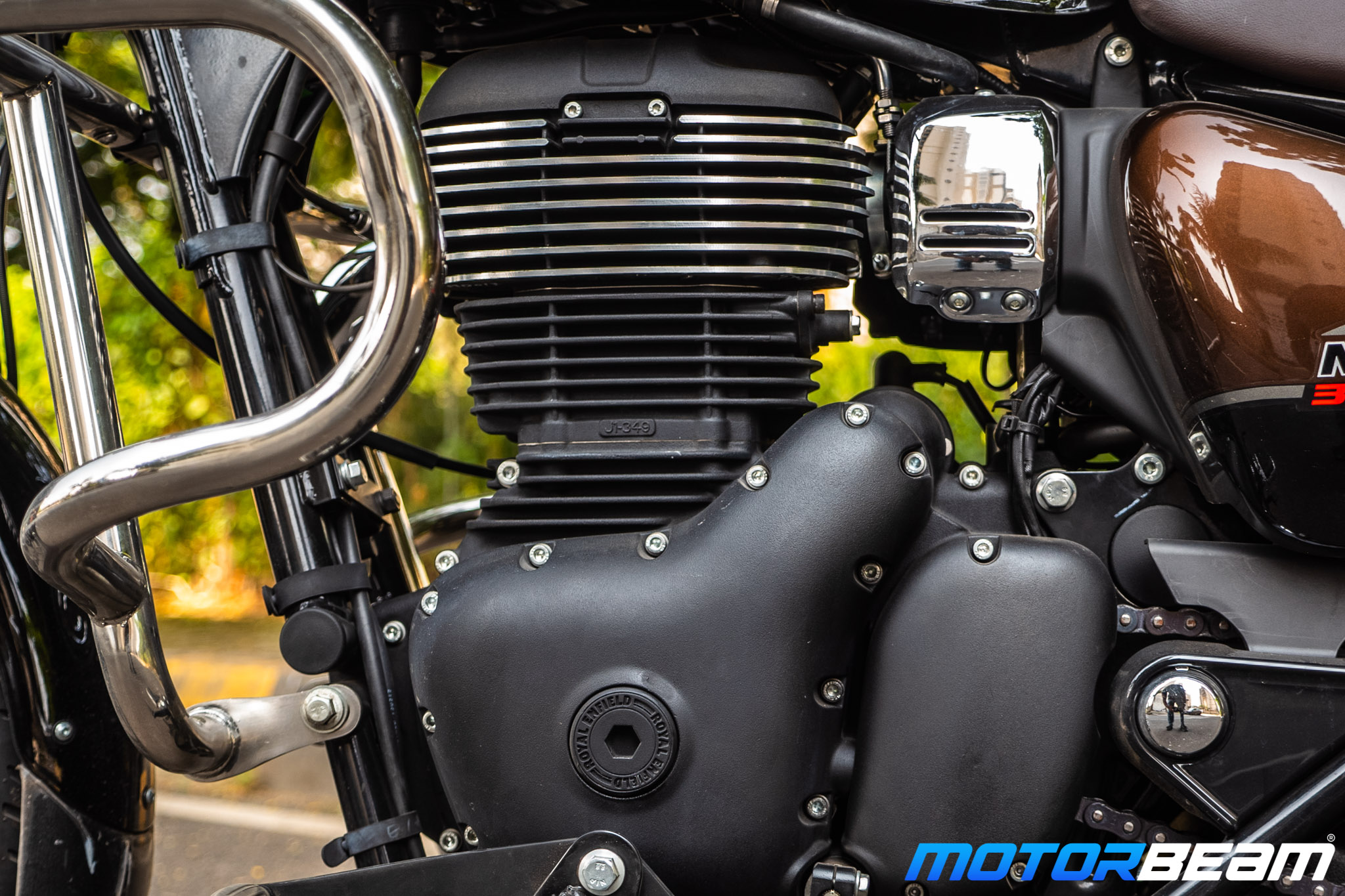 Royal Enfield Meteor 350 Review 17
