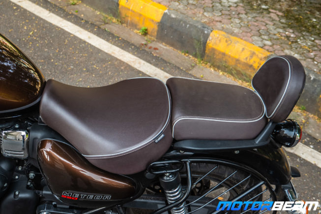 Royal Enfield Meteor 350 Review 20