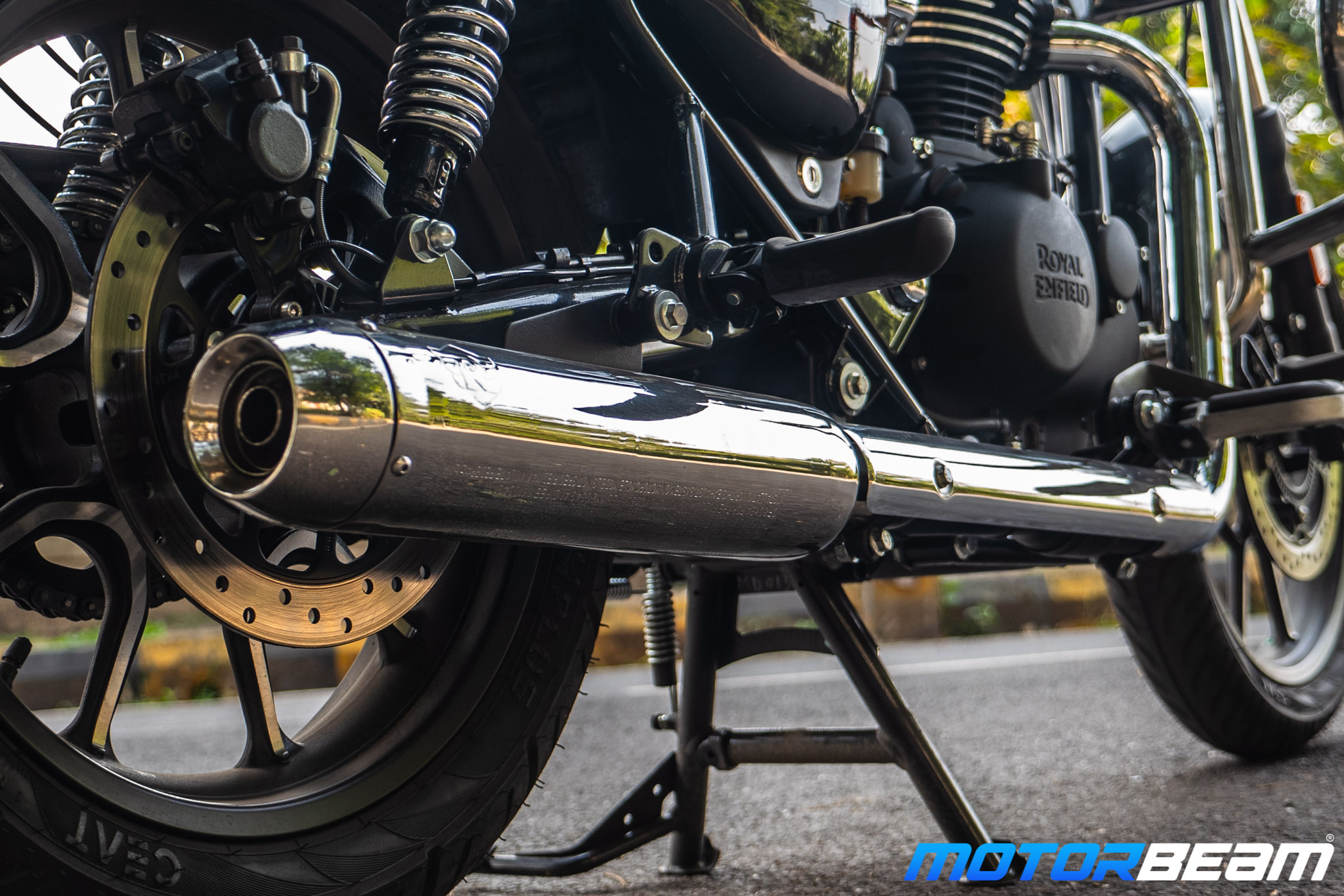 Royal Enfield Meteor 350 Review 24