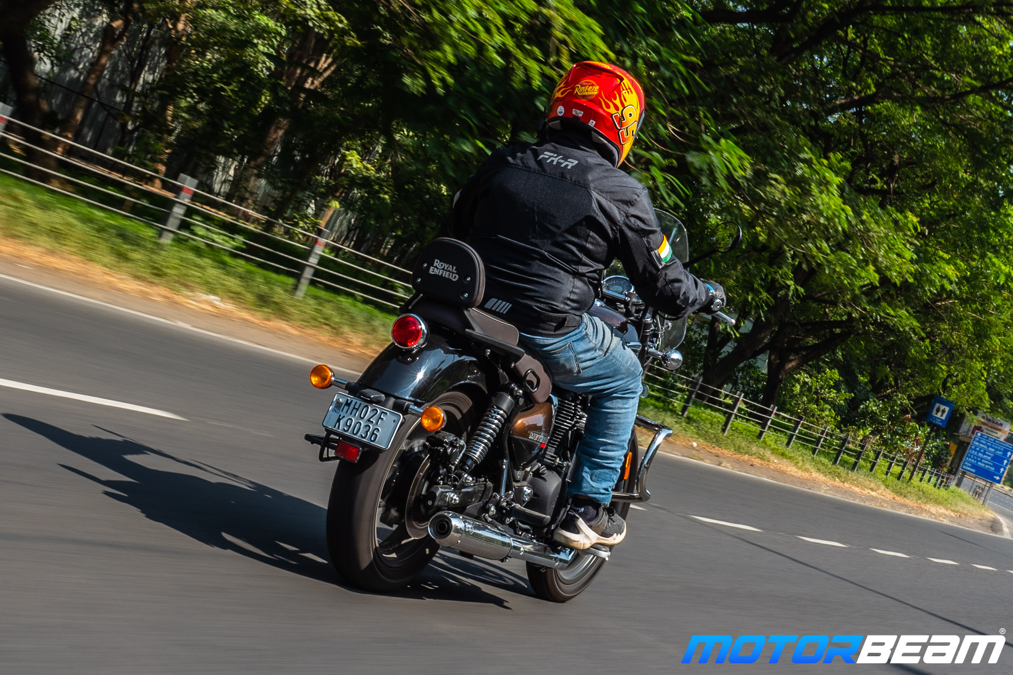 Royal Enfield Meteor 350 Review 3