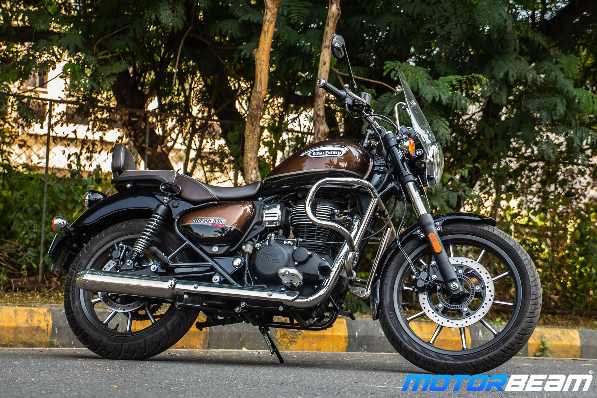 Royal Enfield Meteor 350 Review 9