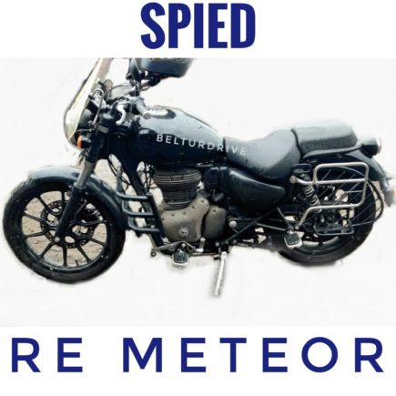 Royal Enfield Meteor Black