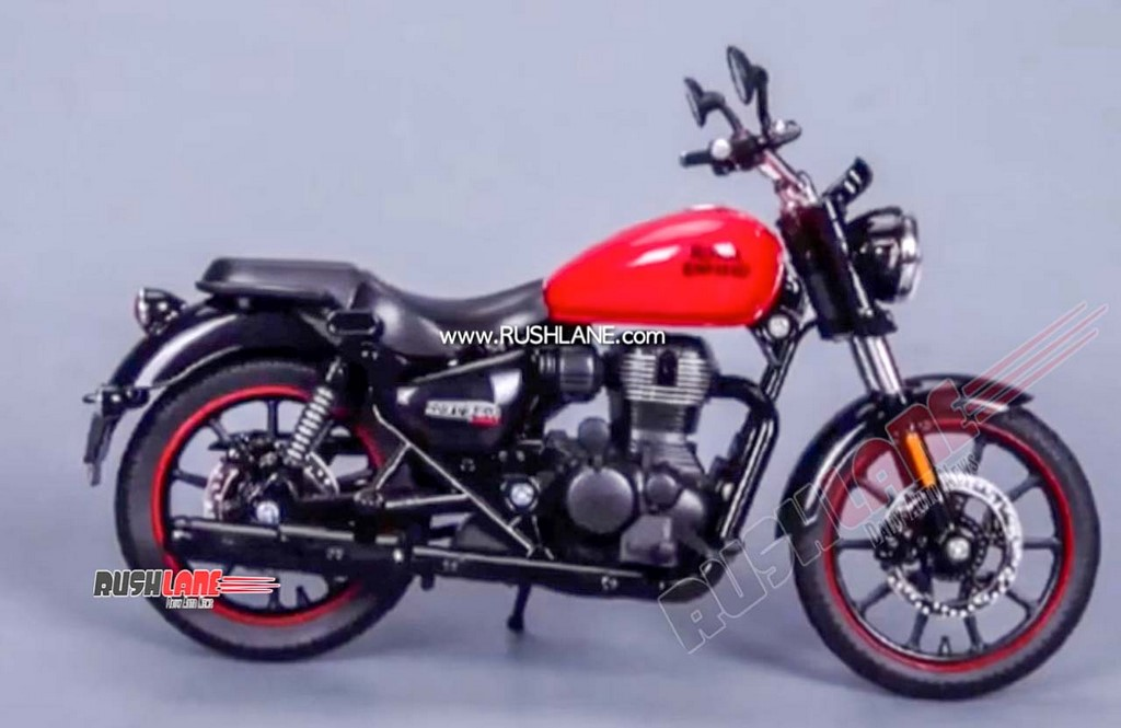 Royal Enfield Meteor Fireball