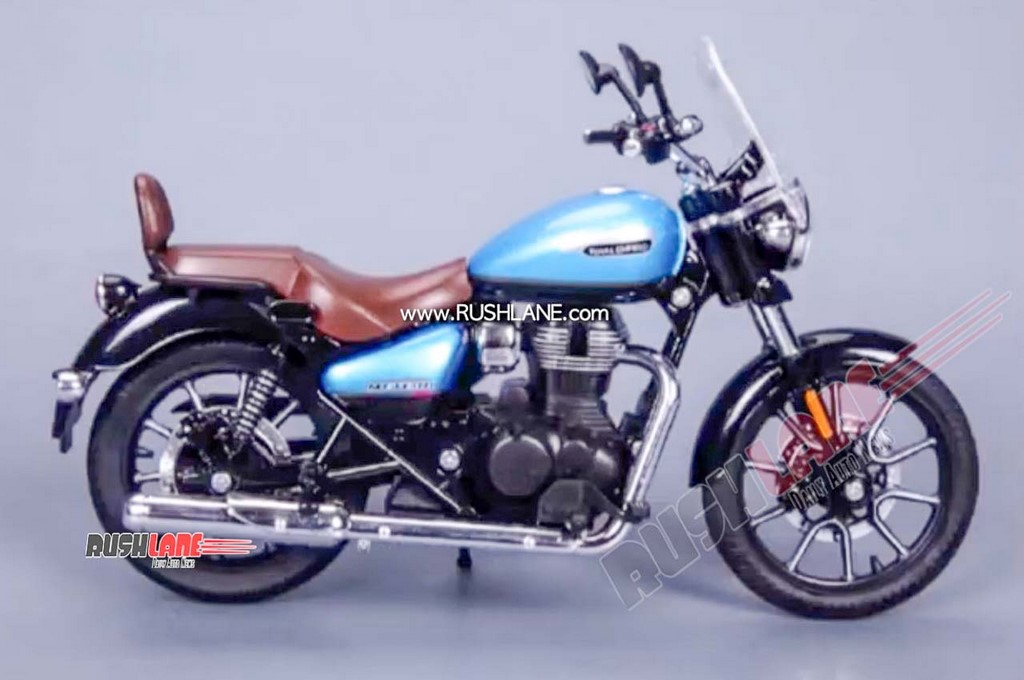 Royal Enfield Meteor Supernova