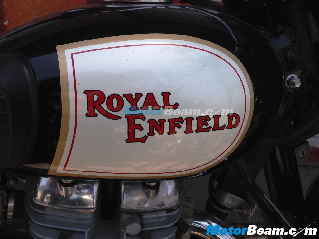 Royal Enfield Changes Its Stripes, Unveils New Logo, Modifies Cluster