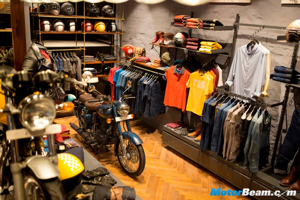 Royal Enfield Showroom Delhi