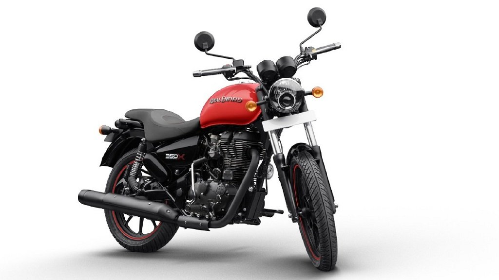 Royal Enfield Thunderbird 350X Colours