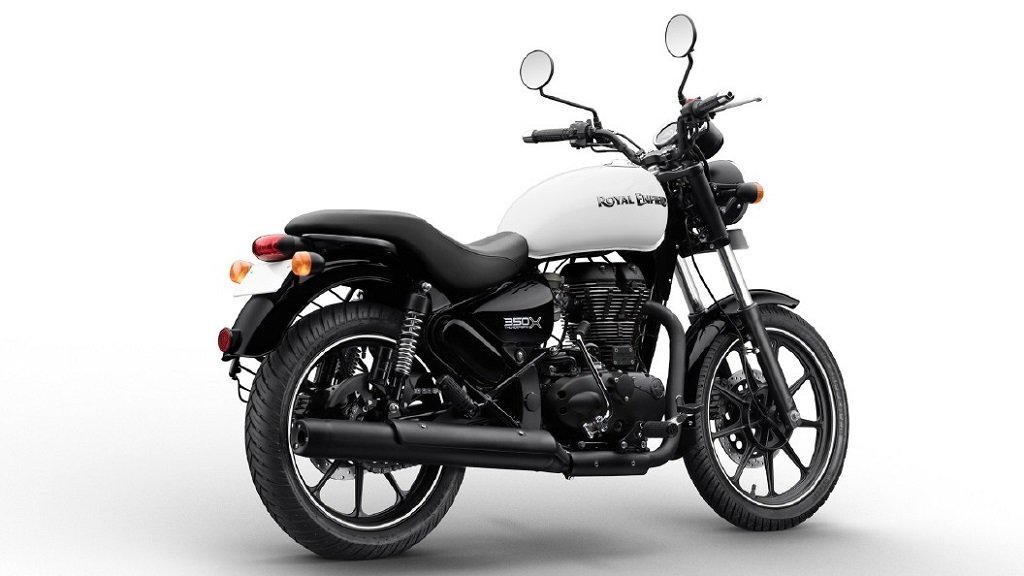 Royal Enfield Thunderbird 350X Mileage