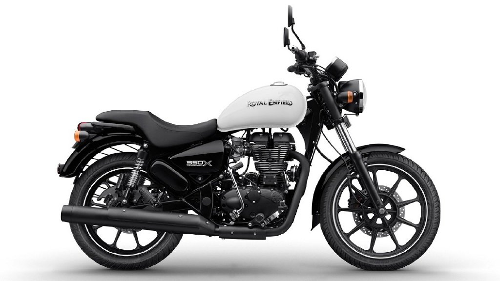 Royal Enfield Thunderbird 350X Performance