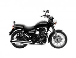 Royal Enfield Thunderbird 500 Matte Black
