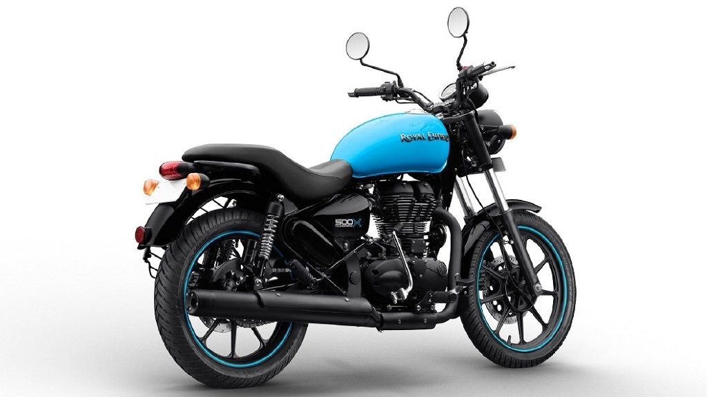 Royal Enfield Thunderbird 500X Details