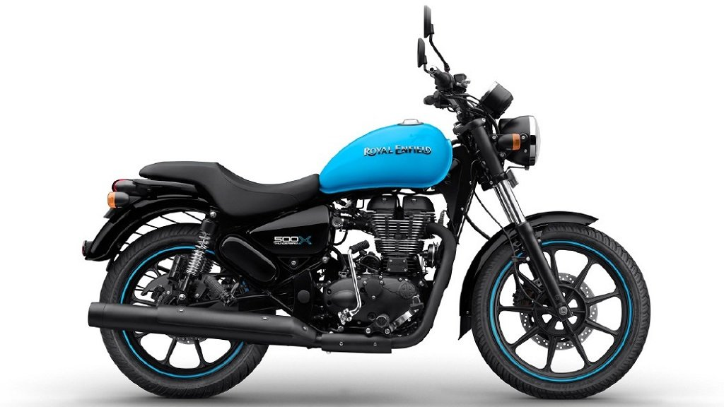 Royal Enfield Thunderbird 500X Specifications