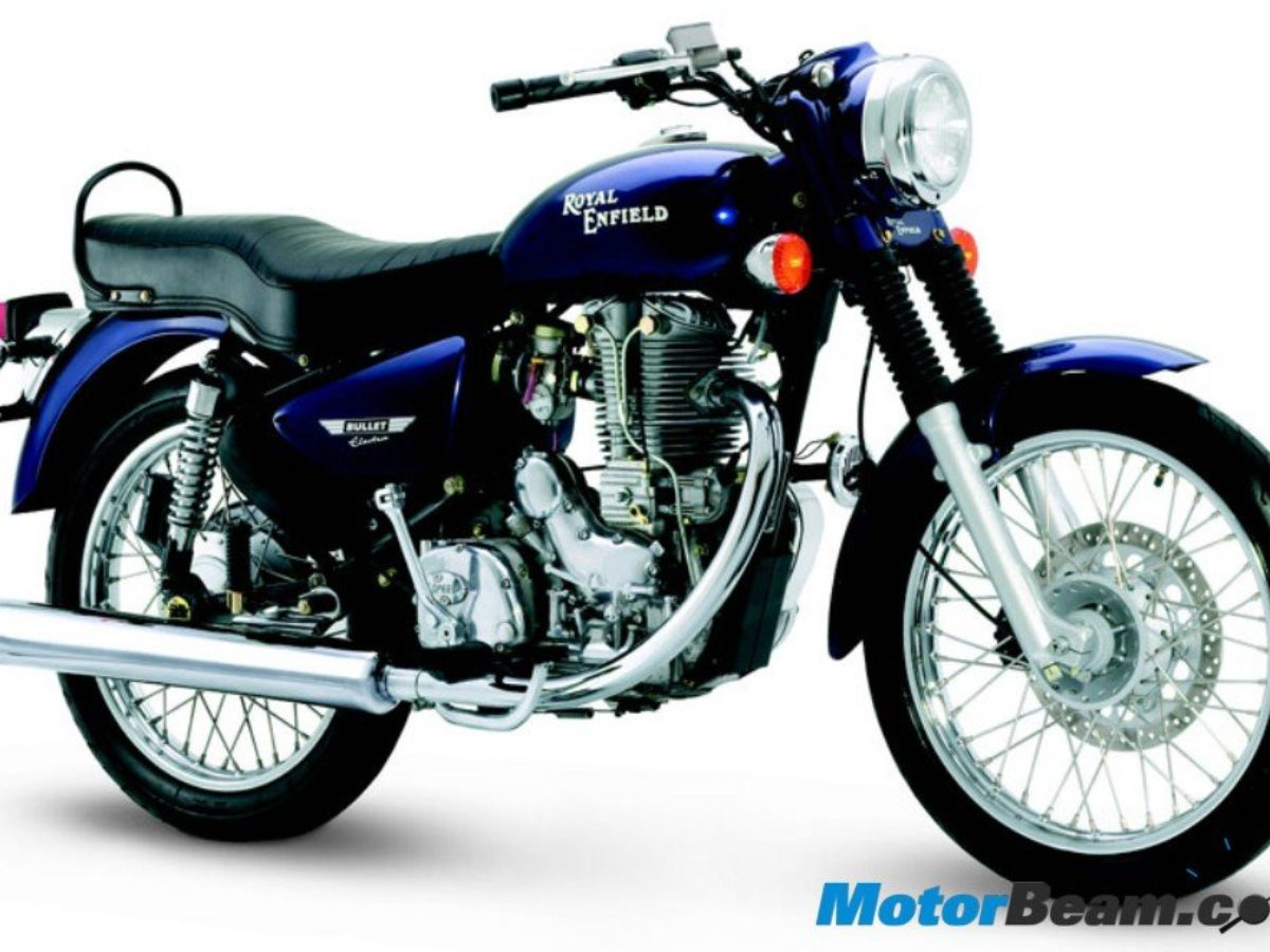 India Only Royal Enfield Bullet Electra 350 Discontinued Motorbeam