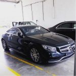 S63 AMG Spied