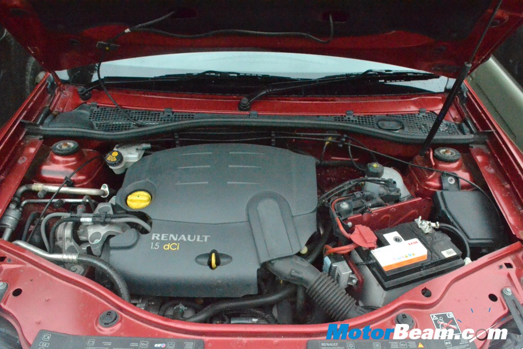SUV Shootout Renault Duster Engine