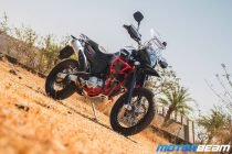 SWM Superdual T Review Test Ride