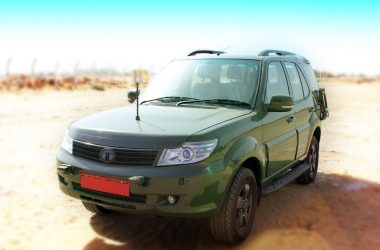 3192 Units Of Safari Storme For Indian Army To Be Supplied By Tata