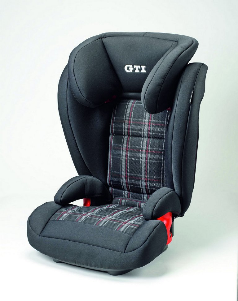 Seating Position In A Car Child Seat