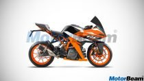 Second Generation KTM RC 390