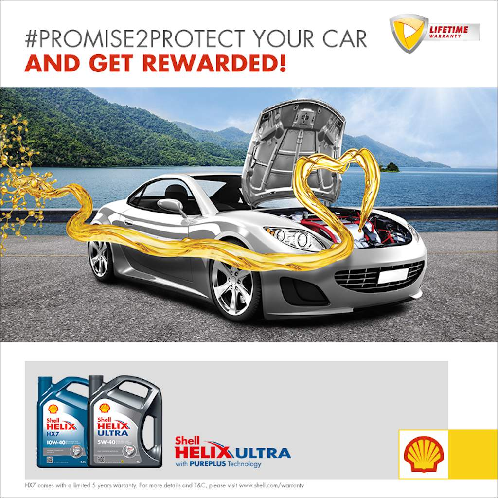 Shell Promise2Protect Contest