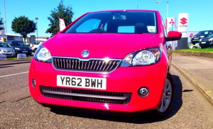Skoda CitiGo Test Drive Review