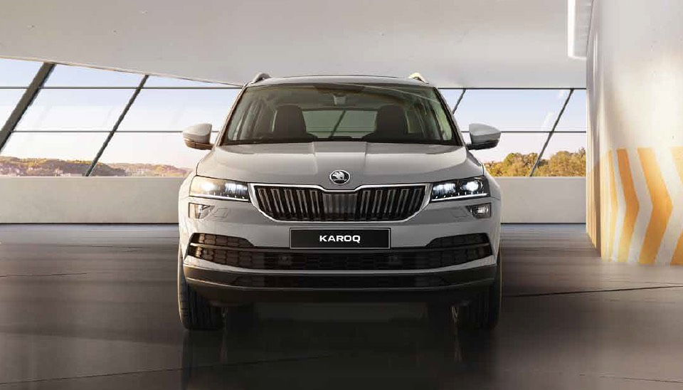 Skoda Karoq Features