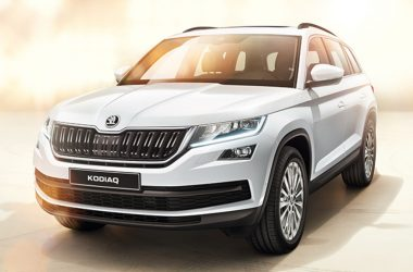 Skoda Kodiaq Corporate Edition Price