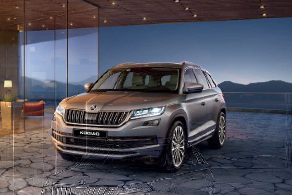 Skoda Kodiaq Laurin & Klement Price