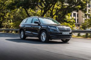 Skoda Kodiaq Pros Cons Hindi