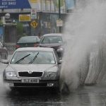Skoda Laura Monsoon Drive